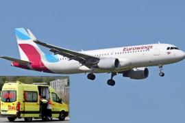 Notfall an Bord einer Eurowings-Maschine in Palma