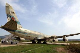 Der ewige Geisterjet von Palmas Flughafen