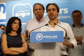 Die beschuldigten Mallorca-Politiker Rodríguez und Gijón.