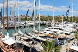 Boat Show auf Mallorca dieses Mal im XXL-Format