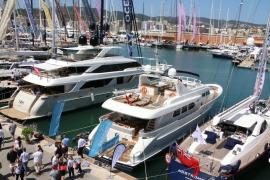 Palma International Boat Show seit Freitag geöffnet