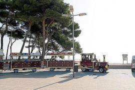 Touristenzug an der Playa de Muro fährt jetzt mit Erdgas