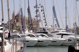 30.000 Gäste bei der Boat Show auf Mallorca