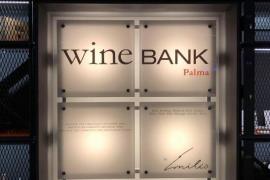 """Die """"Winebank"""" auf Mallorca."""