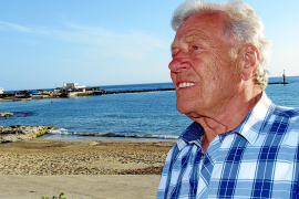 Rudi Hofmann hat ein Stück Playa-de-Palma-Geschichte mitgeschrieben. Er lebt seit vielen Jahren in Coll d'en Rabassa.