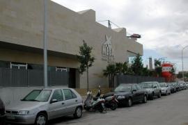 Das Fitnessstudio Mega-Sport schließt
