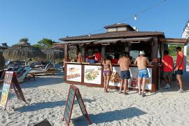 Neuvergabe der Lizenzen am Es-Trenc-Strand auf Mallorca
