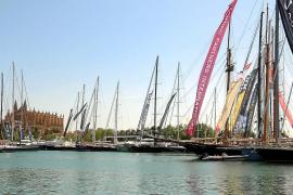 Gute Geschäfte bei der Boat Show in Palma de Mallorca