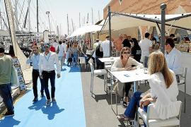 Impressionen von der Boat Show auf Mallorca.