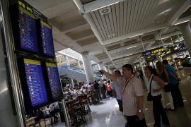 Rekordwochenende mit Airport-Chaos