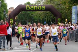 Mehr als 1000 Läufer beim Event von Ultima Hora