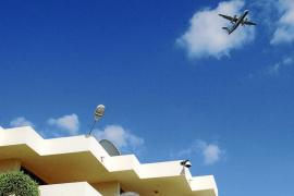 Coll d'en Rabassa will gegen Fluglärm protestieren