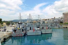 Nato veranstaltet Minensuch-Manöver vor Mallorca