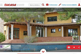 Erneut Millionen-Villa auf Mallorca besetzt