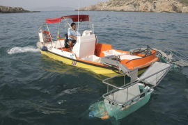Müllboote kommen im Sommer wieder zum Einsatz