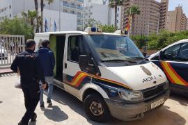 Polizei nimmt Hotelräuber an der Playa de Palma fest