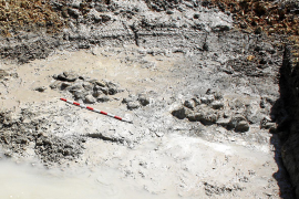 Archäologen identifizieren den Hafen von Pollentia