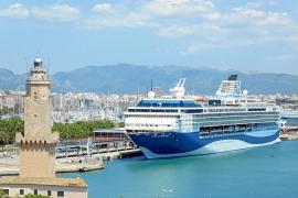 Marella Explorer neuer Stammgast in Palma