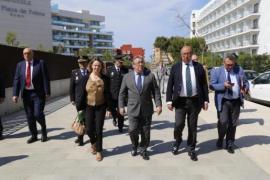 Spaniens Innenminister stellt Sicherheitskonzept vor