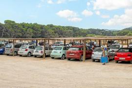 Umweltschützer wollen Aus für Parkplatz an Cala Agulla