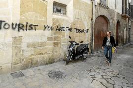 Graffitis sind für Palma eine teure Angelegenheit