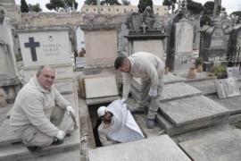 Auch Palmas Totengräber sollen Katalanisch können