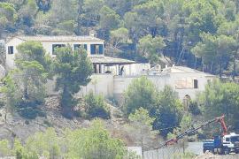 Die frühere Mallorca-Villa der Franco-Enkelin.