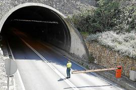Neuer Zwischenfall im Tunnel von Sóller