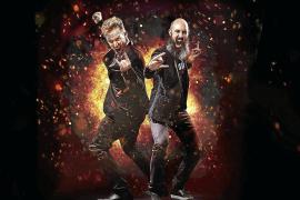 Explosives Duo aus der Schweiz – Mozart und Metallica