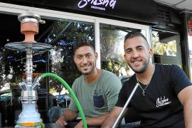 Ex-Kicker Malik Fathi hat jetzt eine Shisha-Bar in Palma