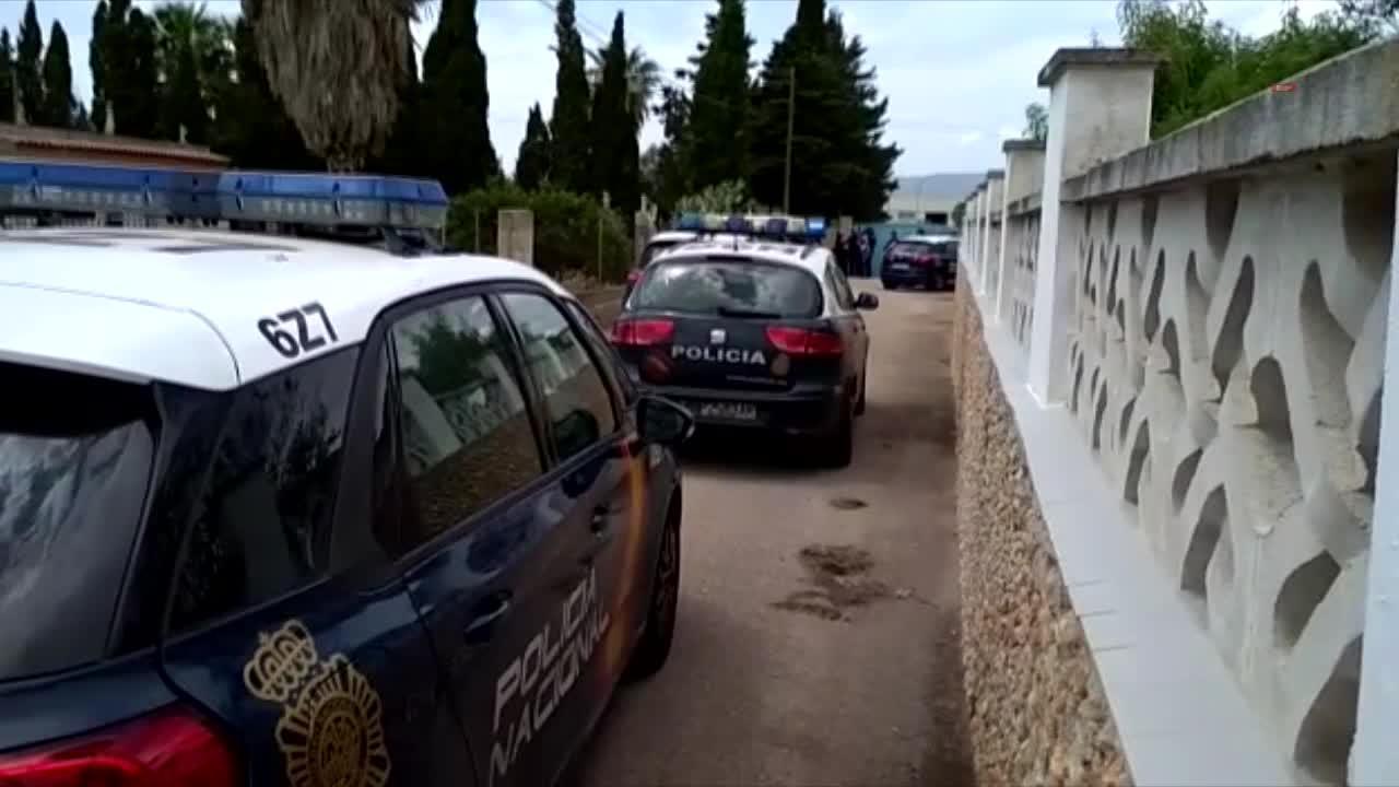 Polizeieinsatz gegen zwei verschanzte Männer in Palma