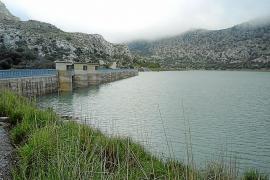 Stauseen im Tramuntana-Gebirge sind gut gefüllt