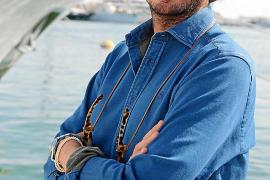 Álvaro Aparicio de León ist der einzige Designer von Superyachten auf der Insel.