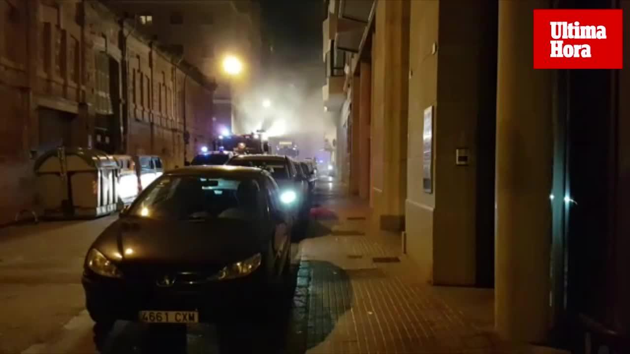 Zwei Verletzte bei Spa-Brand in Palma