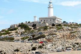 Halbinsel Formentor im Juli und August für Autos tabu