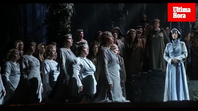 Opernspielzeit auf Mallorca schließt mit Norma