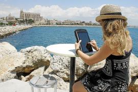 Surfen im Internet kann auf Mallorca schnell zu einem teuren Vergnügen werden.