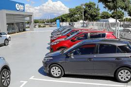 Die Autoclick-Niederlassung auf Mallorca.