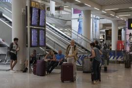 18 Flüge in Palma wegen Fluglotsenstreik annulliert