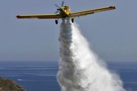 Löschflugzeug verschwindet spurlos über Mallorca
