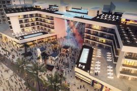 Das MeliáHotel Calviá Beach The Plaza wird am 5. Juli eröffnet. Das Einkaufszentrum Momentum Plaza nimmt den Betrieb bereits am