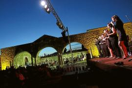 A cappella, ganz sinfonisch auf Palmas Borne