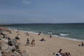 Schwimmer an Palmas Stadtstrand vermisst
