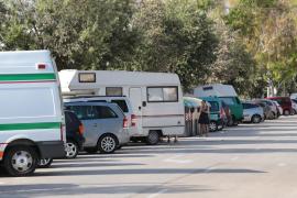 Aufruhr wegen Wohnmobilen in Ciudad Jardín
