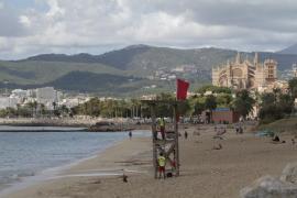 Toter an Palmas Stadtstrand gefunden