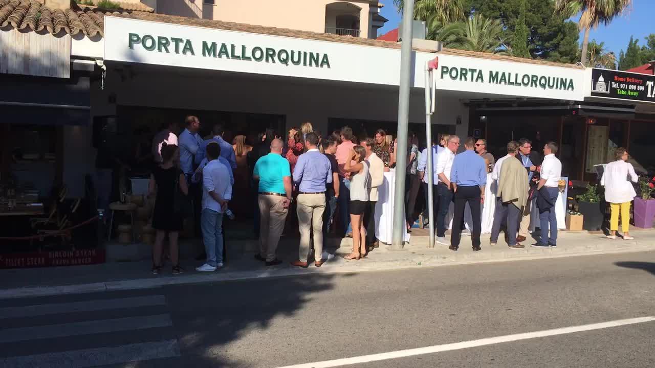 Porta Mallorquina weiht Standort in Portals Nous ein
