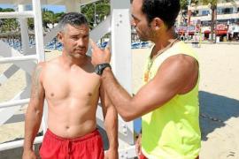 Rettungsschwimmer an Briten-Strand angegriffen