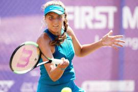 Tennisfans blicken auf deutsches Damen-Quartett