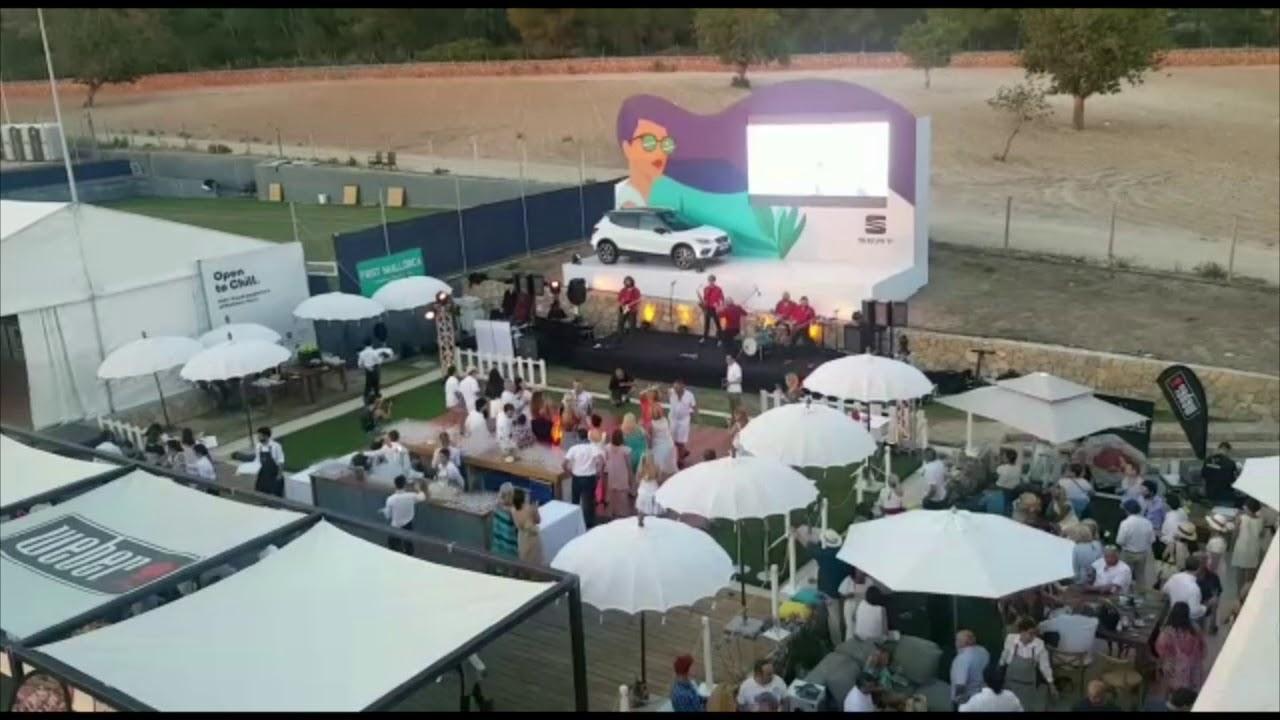 First Mallorca feiert sein Sommerfest