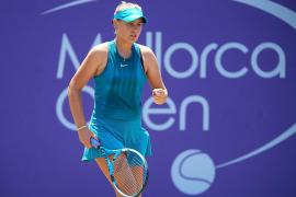 """Mallorca Open"": Sofia Kenin trifft im Halbfinale auf Tatjana Maria"